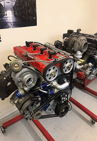 Engine Builds